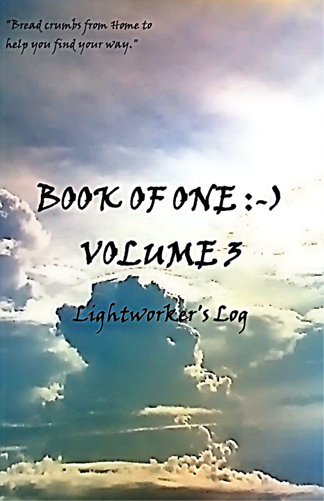 Book Of One:-) Volume 3 Excerpts